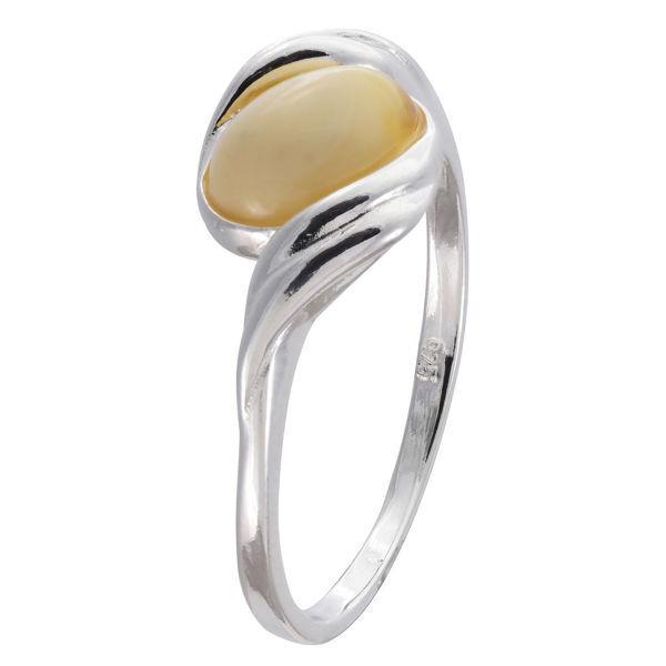 Baltic Butterscotch Amber Ring Danielle